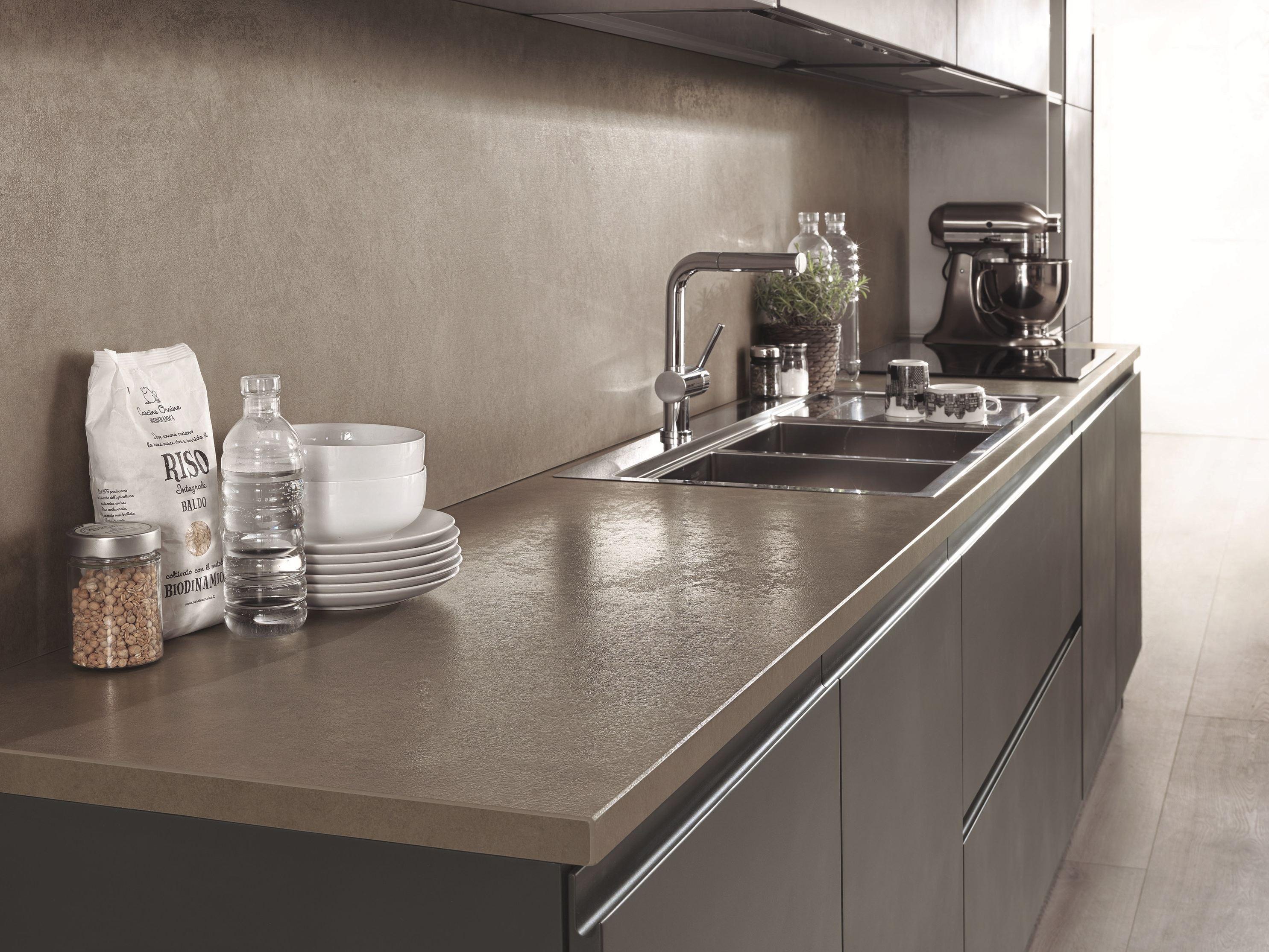 Top per cucine in travertino: top in marmo per cucina genova ...